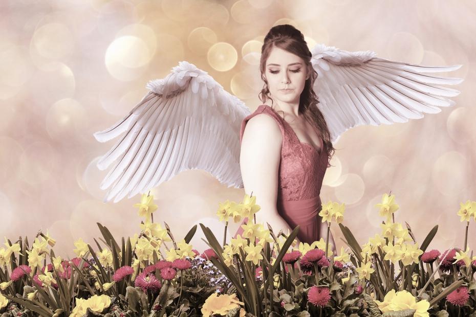 Angel Woman