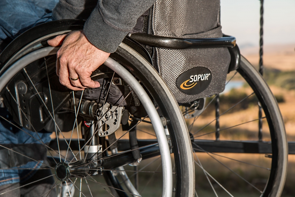 Wheelchair Bound Disability