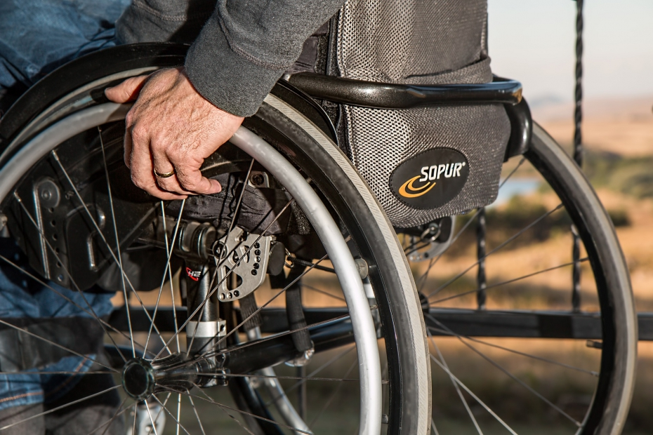 Wheelchair Bound Disability